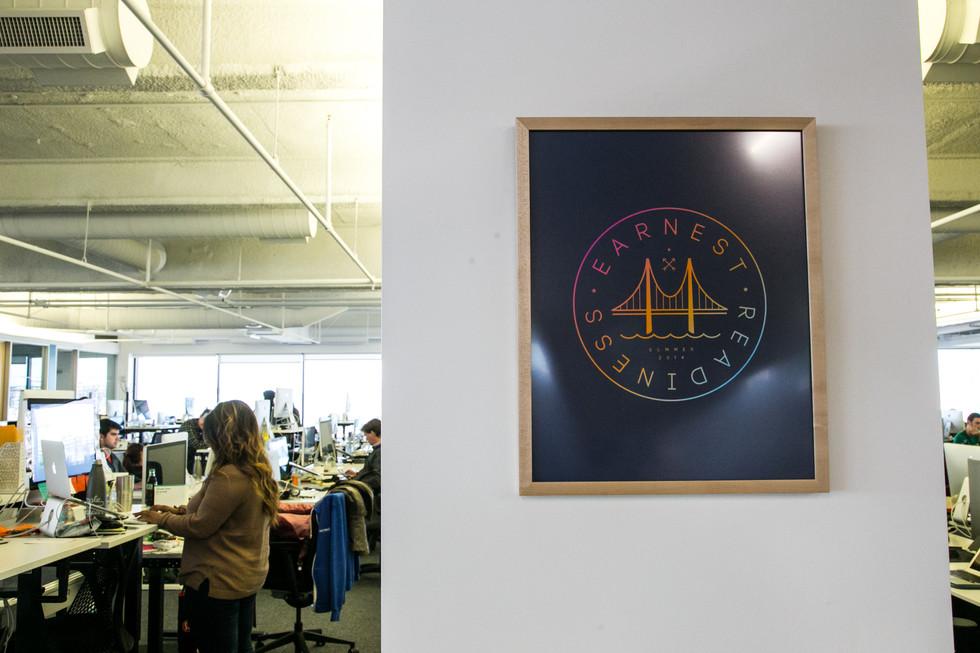 custom frame artwork